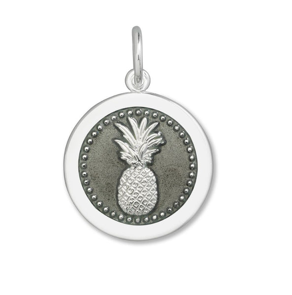 Pineapple-Pewter