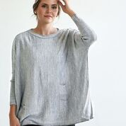 Mer Sea Catalina Crewneck Traveler Fog