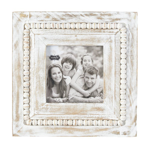Mudpie Square Beaded Frame