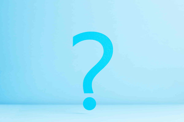 Question Marks for Yard Sign Stake FAQ Section