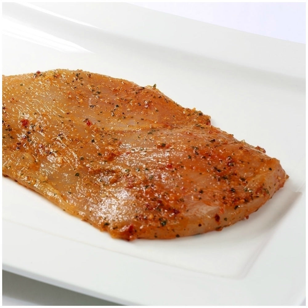 Marinated Chicken Steaks each