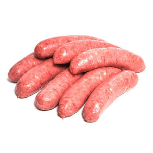 Flavoured Steak Sausages
