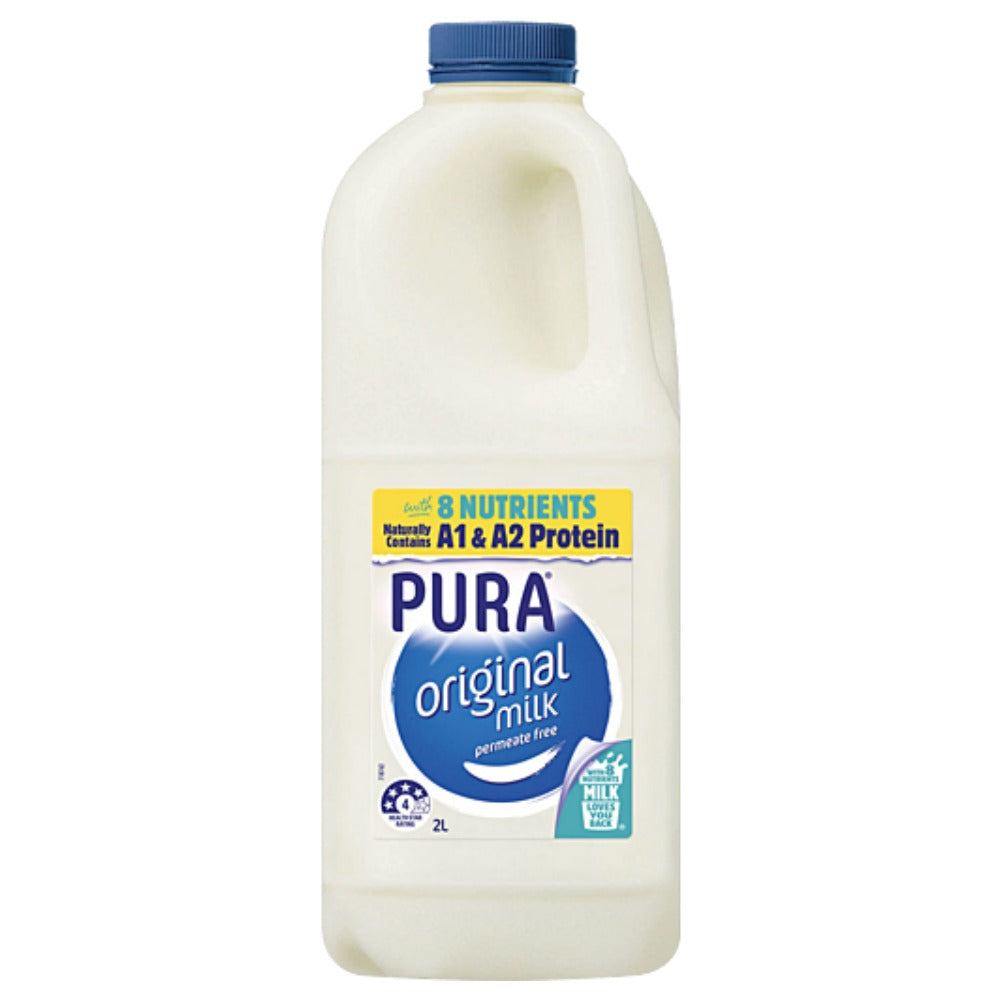 PURA Full Cream Milk