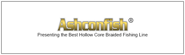 16 strands braided fishing line Ashconfish