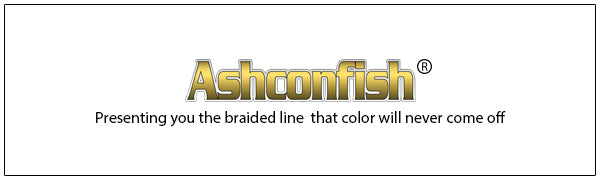 Ashconfish Braided Fishing Line