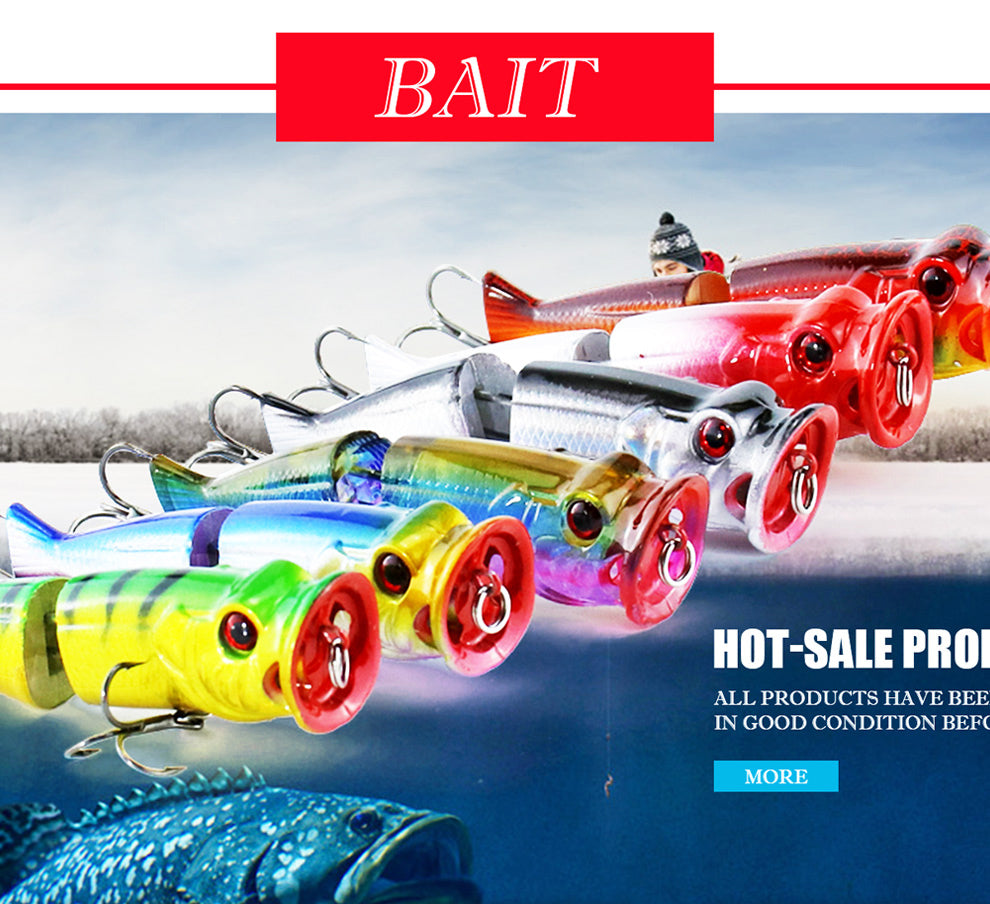lure manufacturer wholesale