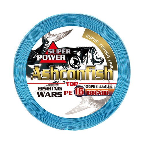 Ashconfish Hollow Core Blue