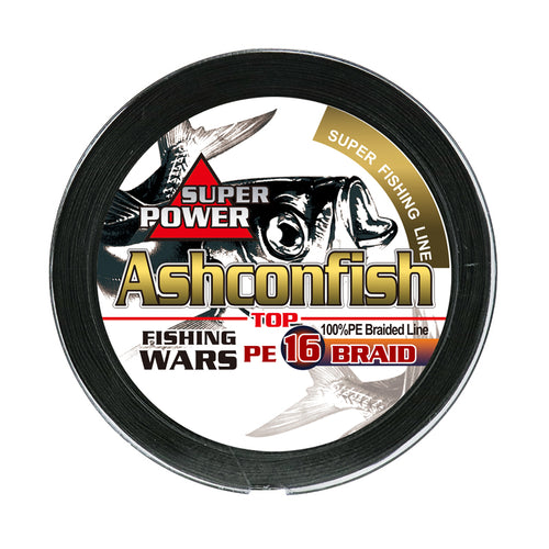 Ashconfish Hollow Core Braided Fishing Line