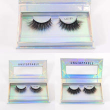 Load image into Gallery viewer, 3D Mink Lashes | Reusable lashes | full lashes | Cruelty Free