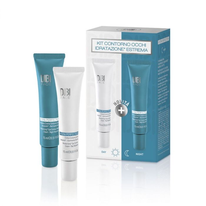 Daytime eye cream | night time eye cream | eye duo | first signs of aging eyecream | eye brighter | eye treatment