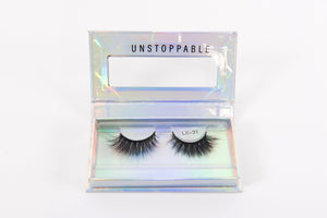 3D Mink Lashes | Cruelty free | Reusable | Fluffy Lashes