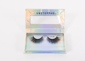 3D Mink Lashes | Cruelty free | Reusable | Volume Lashes