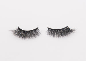 3D Mink Lashes 'UNSTOPPABLE LX65'