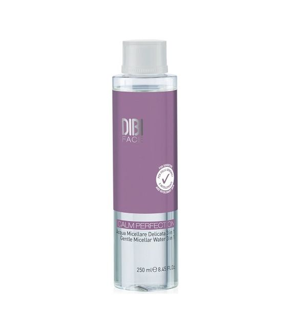 sensitive skin cleanser | Micellar water | 3 in 1 cleanser | Dibi Milano