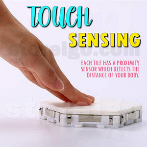 Creative Touch-Sensing Night Light