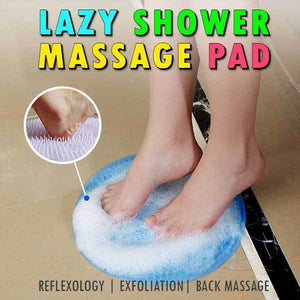 Lazy Bath Massage Pad Kit