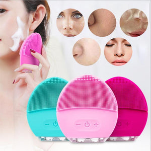 Sonic Facial Cleansing Massager