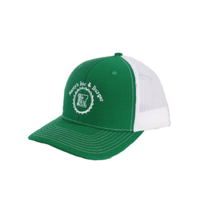 Harry's Classic Snap-back Hat - Green