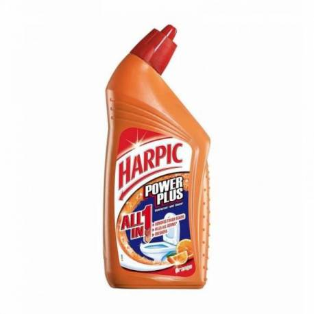 Harpic Toilet Cleaner Power Plus Orange   1 LTR