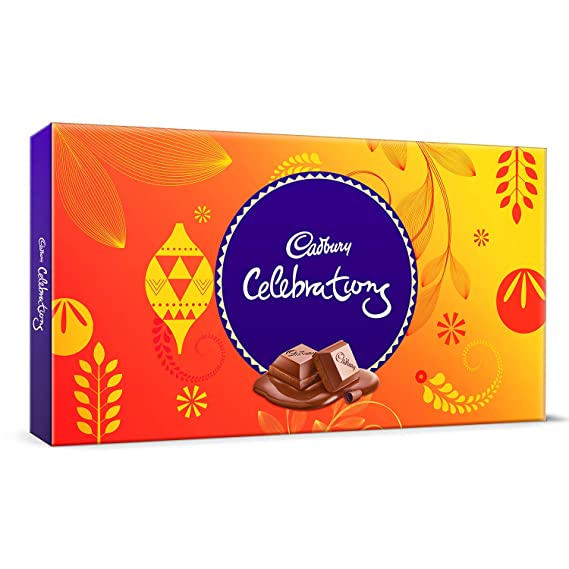 Cadbury Celebrations Assorted Chocolate Gift Pack   197.1 GM
