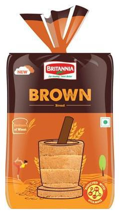 Britannia Brown Bread   350 GM