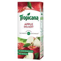 Tropicana Apple Delight Juice   200 ML
