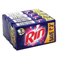 Rin Detergent Bar Combo (4 Pack)   4X250 GM