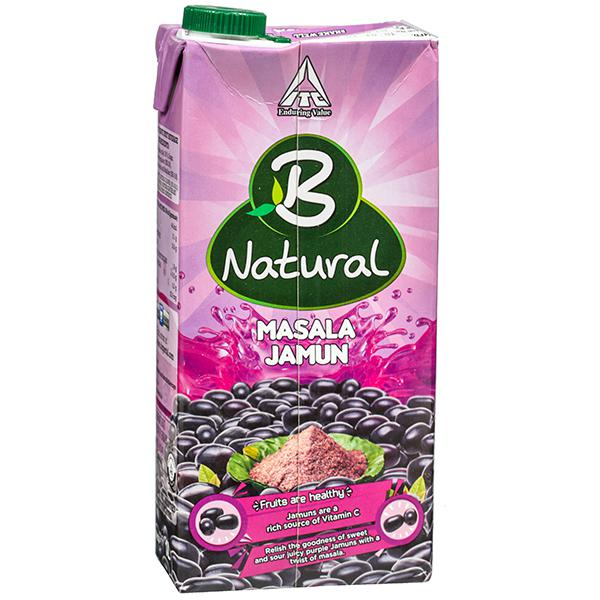 B Natural Masala Jamun Juice   1 LTR