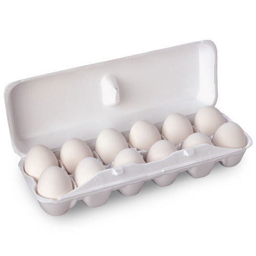 Good Morning Premium White Eggs   30 Unit