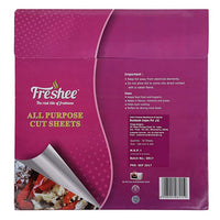 Freshee Cut Sheets (220X250 Cms)   50 Units