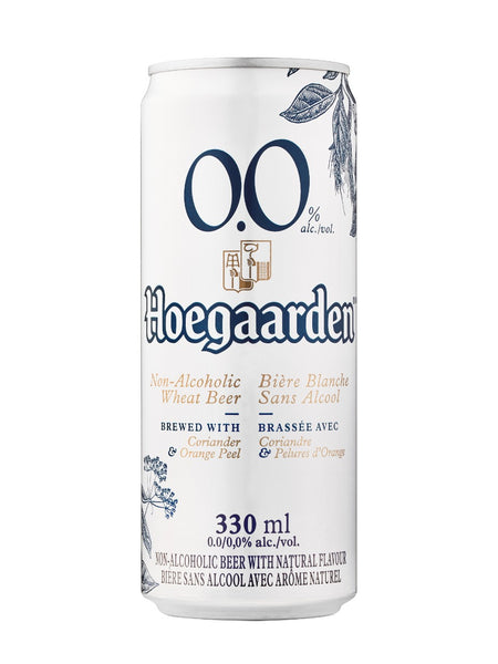 Hoegaarden Non Alcoholic Can   330 ML