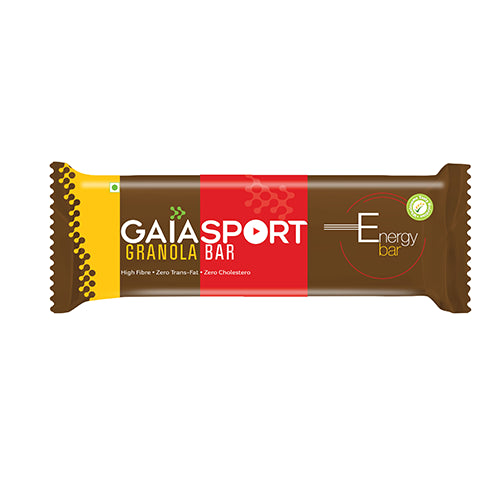 Gaia Sport Granola Bar   30 GM