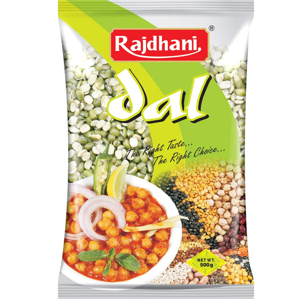 Rajdhani Moong Chilka   500 GM