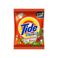 Tide Plus Jasmine & Rose Detergent Powder   1 KG