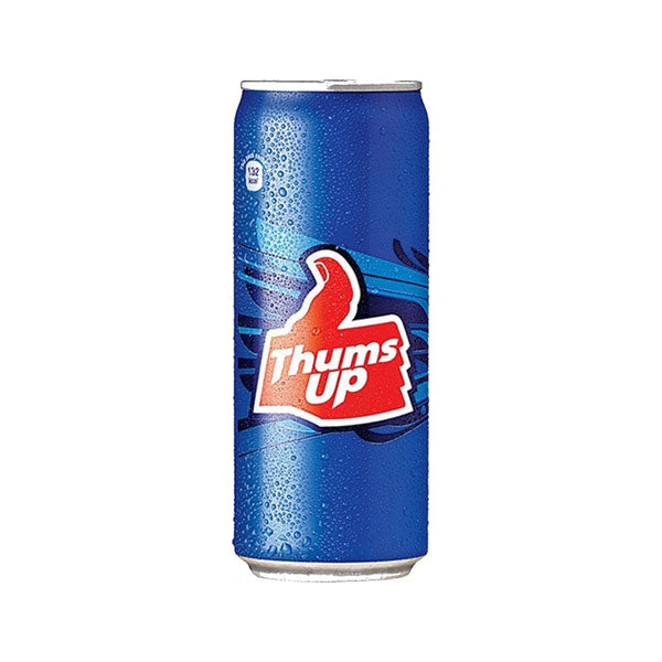 Thums Up Can   300 ML