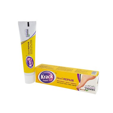 Krack Happy Feet Heel Repair Foot Cream   25 GM