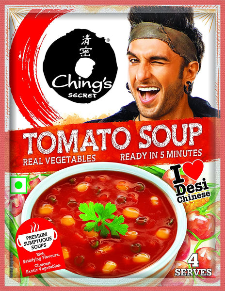Ching's Instant Tomato Soup   55 GM