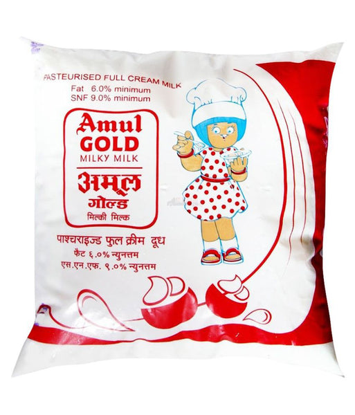 Amul full cream milk 1 ltr