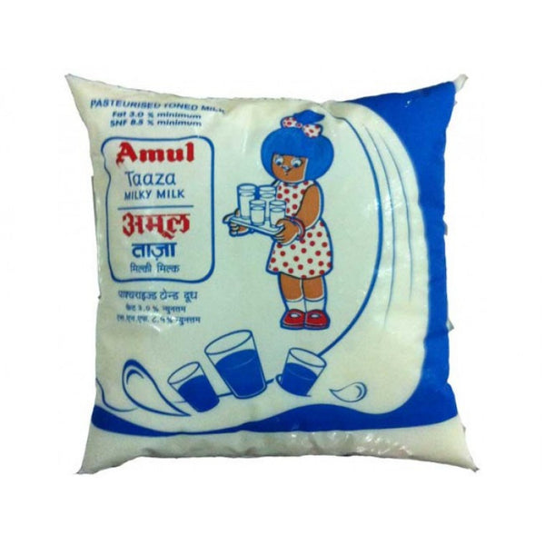 Amul toned milk 500 ml