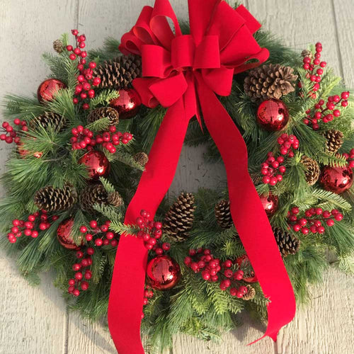 Barlow's Decorated Balsam Wreaths