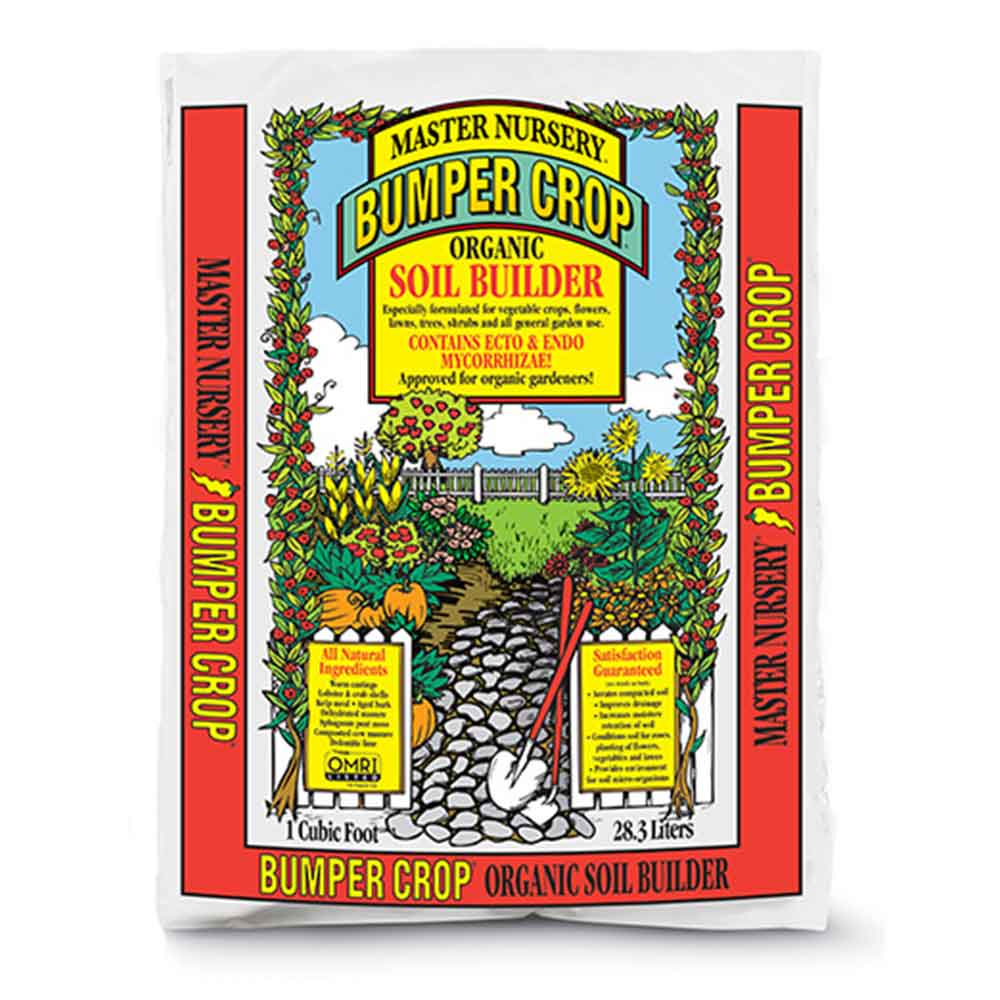 Bumper Crop® Organic Soil Builder (Red Bag)