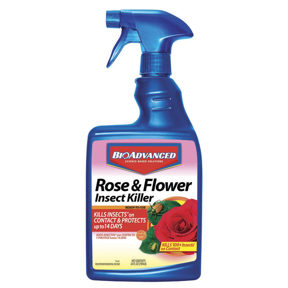 BioAdvanced Rose and Flower Insect Killer 24oz