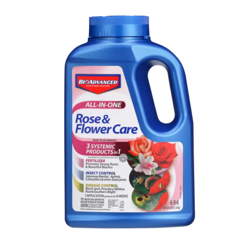 BioAdvanced All-In-One Rose & Flower Care