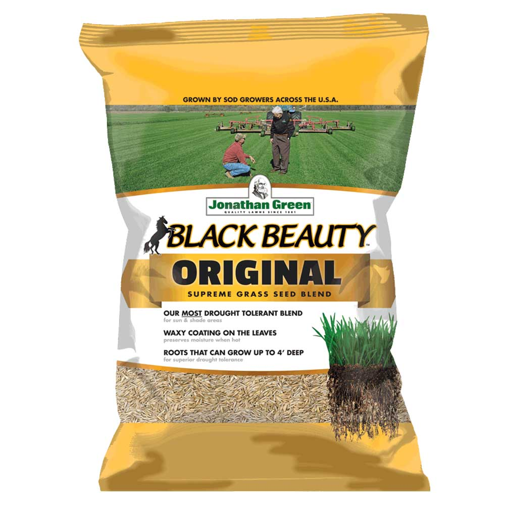 Jonathan Green Black Beauty® Original Grass Seed