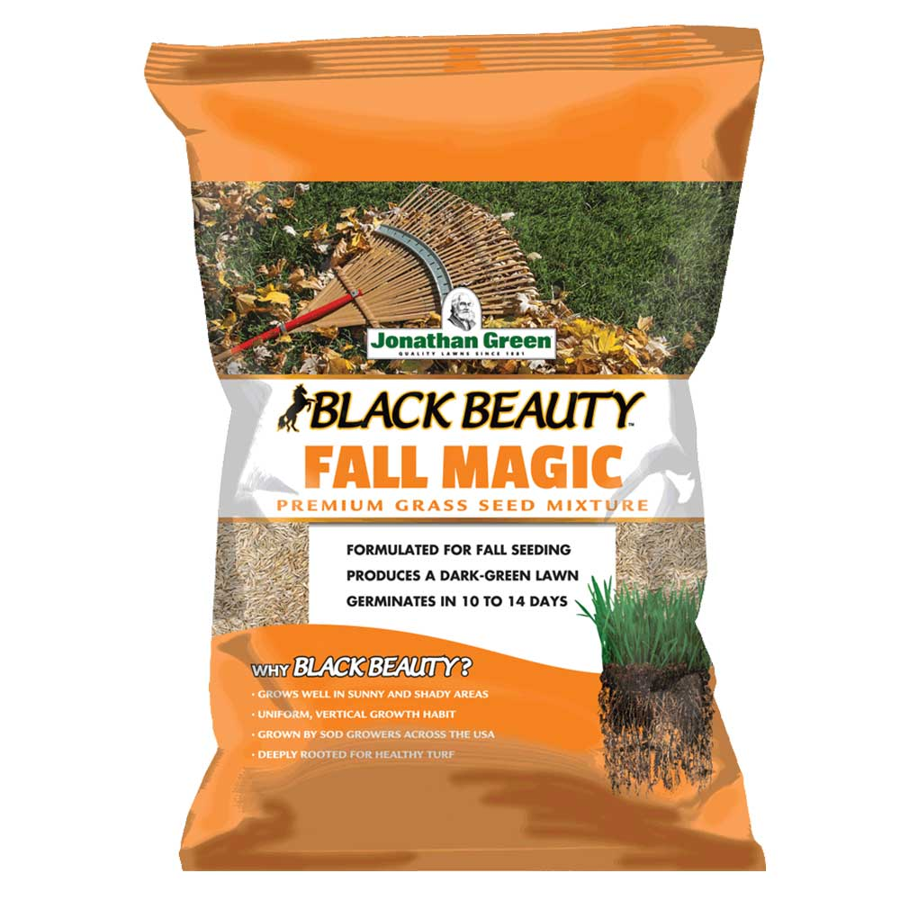 Jonathan Green Black Beauty® Fall Magic Grass Seed