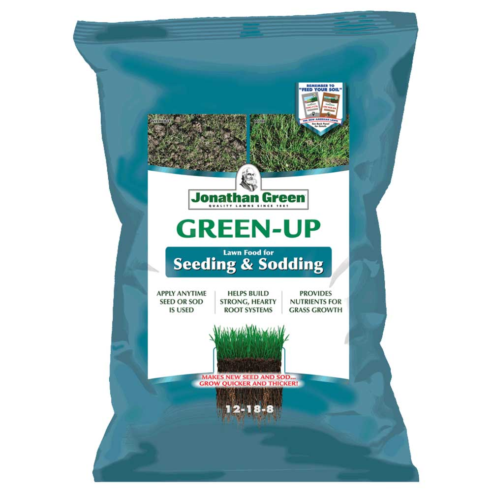 Jonathan Green Green-Up Fertilizer for Seeding & Sodding
