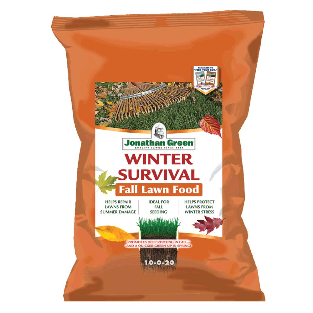 Jonathan Green Winter Survival Fall Lawn Fertilizer