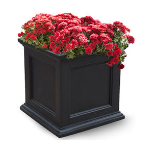 Fairfield Square Patio Planter