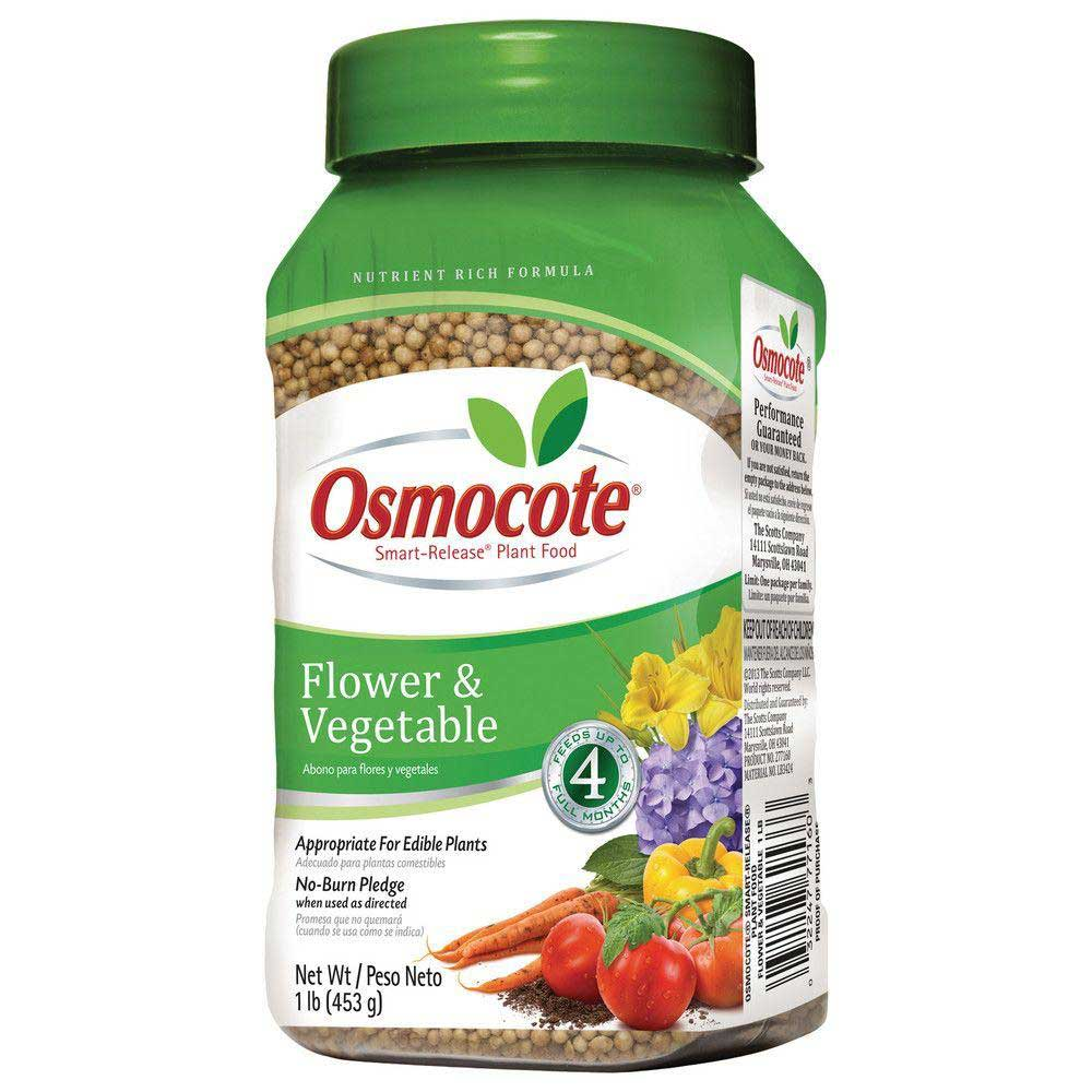 Osmocote® Smart-Release® Flower and Vegetable Plant Food