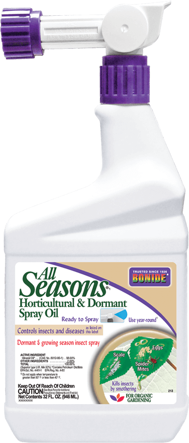 Bonide Horticultural Spray All Seasons Oil